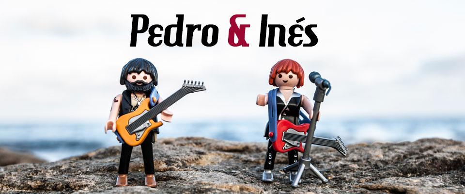 Book de pareja. Pedro&Inés