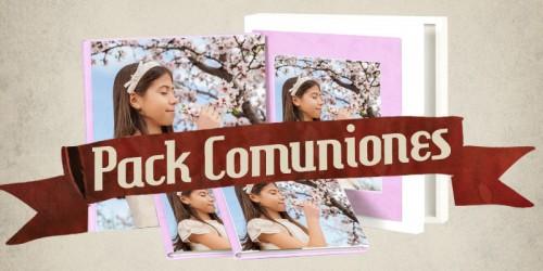 Descubre nuestros pack de comuniones