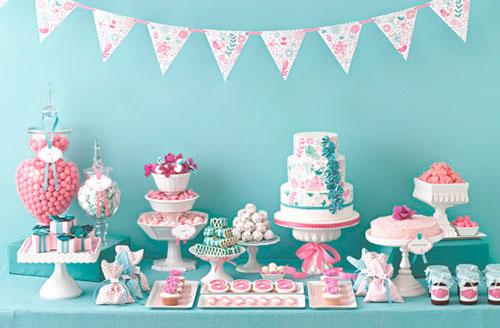 Candy bar para bodas mordan lovers for Como montar una mesa