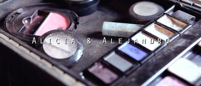 Alicia & Alejandro. Trailer de boda