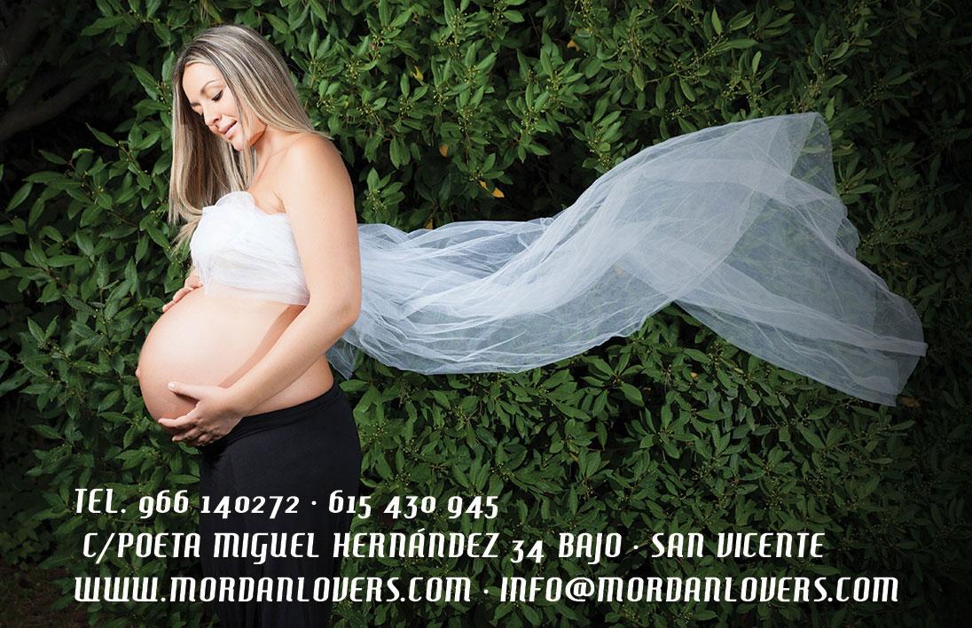 Oferta mes de mayo. Fotografía de embarazo