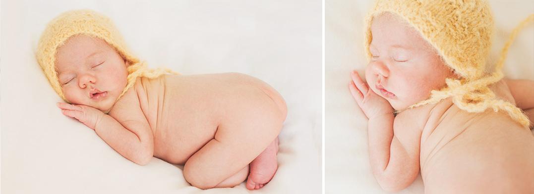 Fotografía recién nacido Alicante