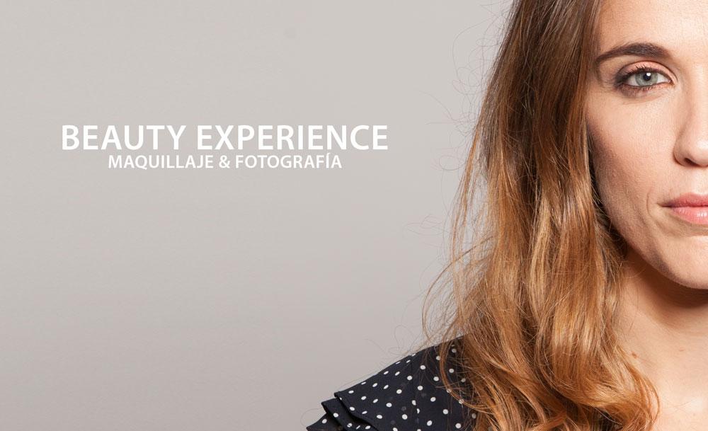 Beauty Experience. Maquillaje y fotografía