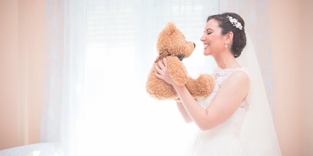 Preparativos de boda. La boda de Merce y Juan