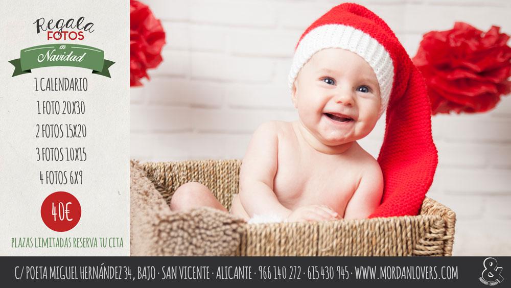 Campaña navidad 2015. Regala fotos!