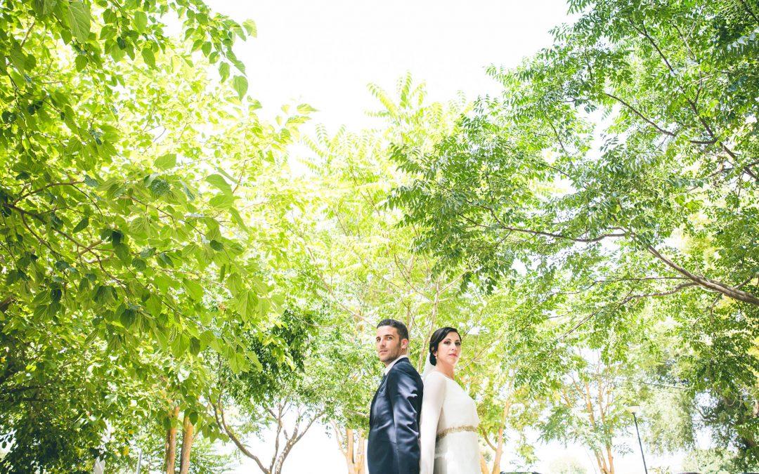 Fotógrafos de boda en Albacete. Rocío & Pascual. Higueruela