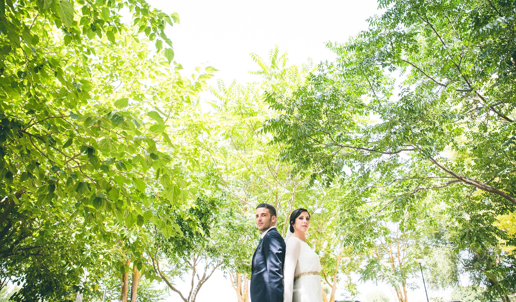 Fotógrafos de boda en Albacete. Rocío y Pascual. Higueruela