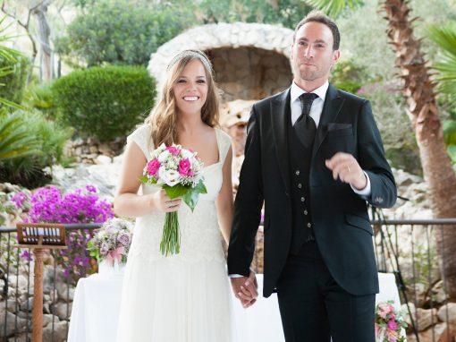 Reportaje de boda en Benissa, Alicante. Eva & Juan
