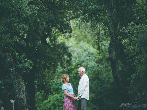 Bodas de plata en el bosque. Carmen & Javier
