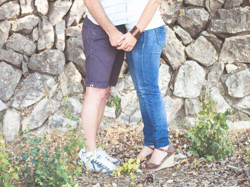 Fotos preboda Benissa. Eva & Juan