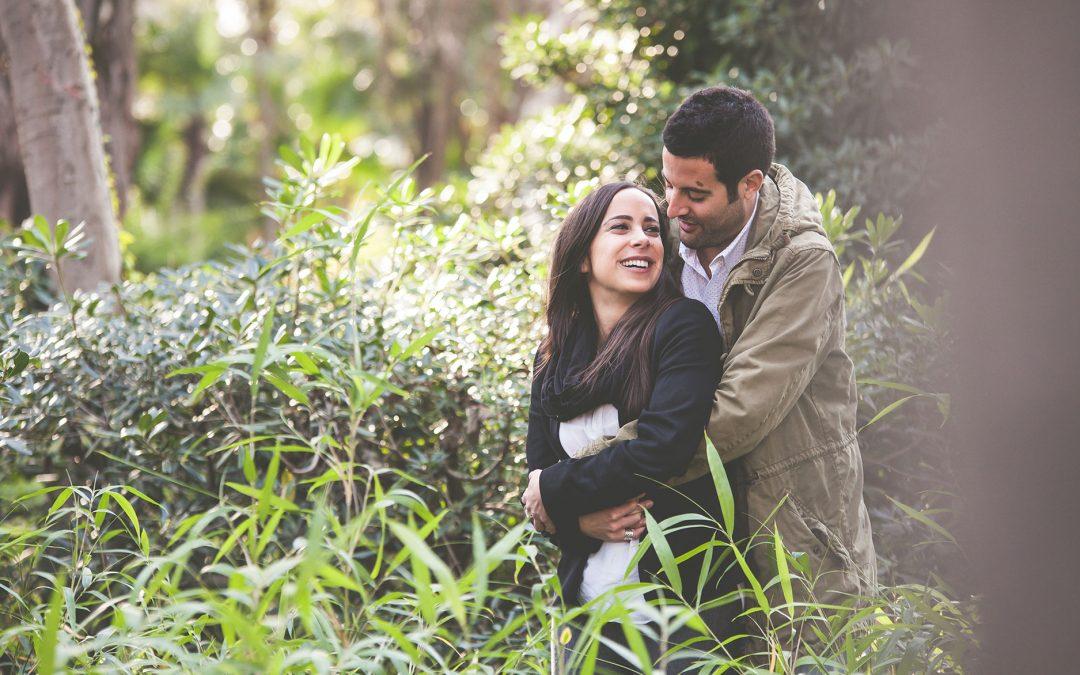 Foto pre boda en Sevilla. Miriam & Jaime