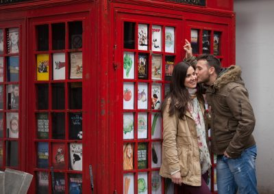 Pre boda en Londres. Irene & Juan. Fotografía de boda