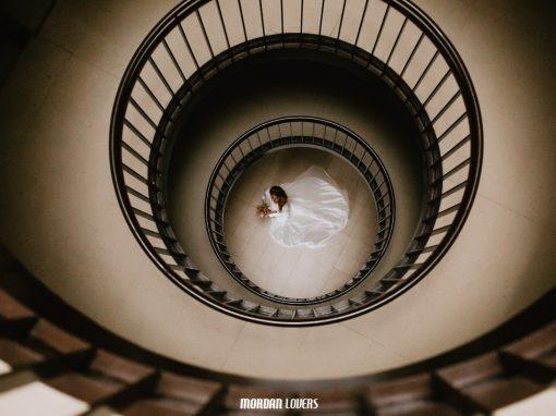 Fotógrafos de boda en Madrid. Sandra y Toño