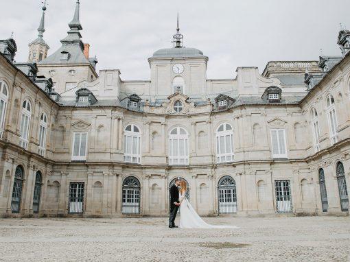Fotos de boda en San Ildefonso. Sandra y Toño