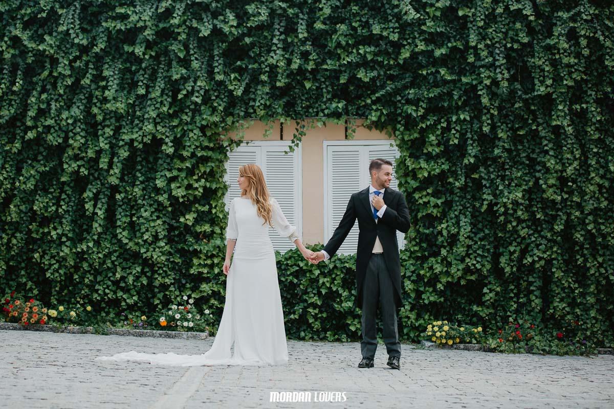 Fotos de boda en San Ildefonso