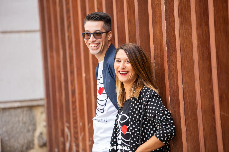pre boda urbana en Murcia